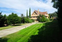 Luxury properties in Madrid / Properties for sale in the more expensive areas of northern Madrid.
