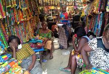 Ghana / My inspiration while living in Accra