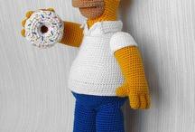 crochet jouets