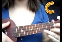 Ukulele songs / Things to learn to play