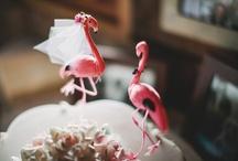 Flamingos or not / by Marisa Tayti