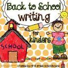 Kindergarten Beginning Writing