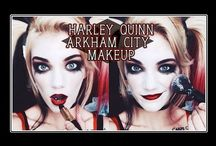 Maquillaje comics