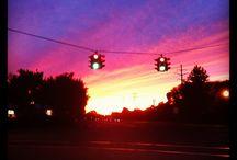 East Hampton Sunset