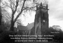 Haunted, Creepy, Spooky / Haunted houses, Prisons, Locations etc... Anything creepy and spooky looking.   / by Karen KareBear