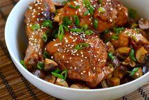 Asiat mat recept
