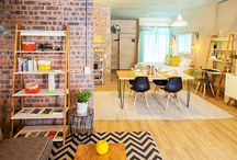 Eclectic Studio Apartments