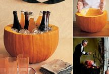 Halloween party ideas / Get a couple buckets of wine from Pinot, some fun Halloween wine accessories, and make a memorable Halloween party for your friends and family this year!