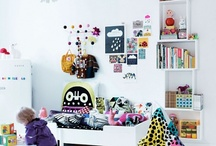 Kids room / A kids room should be playful, inspire to creativity and be functional.