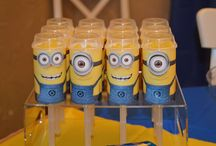 Ethan's Minion Party / Child's birthday party  / by Dianna Bogart