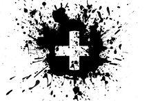 》 ♡ a cross