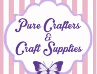 Pure Crafters / Fabulous craft makes and craft supplies from Pure Crafters - shop in Northampton, or shop online!