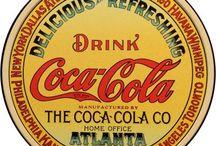 My favorite drink. Coca cola / by Debbie Beichler