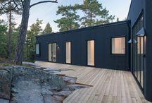 Huset / Arkitekttankar