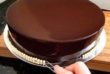 glacial de chocolate