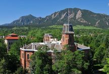 Welcome to Boulder / These are all of our favorite places to visit in Boulder, and some things that just make it uniquely Boulder. / by CU Book Store