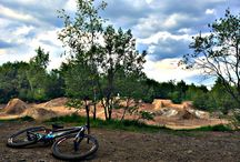 Mountainbike / Biking. Love this sport and can't wait for summer