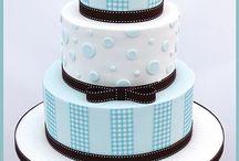 Cakes- Christening
