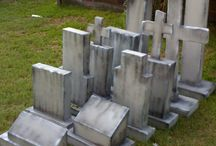 Grave tombs