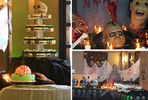 Walking Dead Party  / Walking dead themed birthday party and decorations