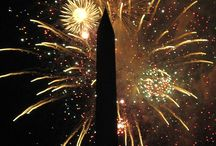 Fireworks Over America! / Great places to view fireworks this Fourth of July. / by Shirley Hamm