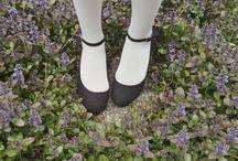 wonderland / alice - greens - bushes