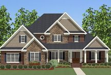 Traditional House Plans & Home Designs / This is a collection of some of our most popular Traditional House Plans and home designs. Browse our full collection of Traditional designs here - http://www.thehousedesigners.com/traditional-house-plans/ / by Best-Selling House Plans