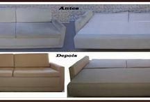 Sofá cama / Reformas