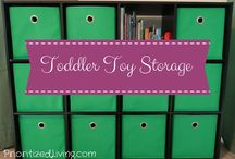 Organizing for Kids / Organize toys, organize kid's clothes, organize kid projects, save childhood memories