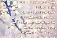in memory of my Angel