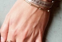 Bracelet & rings necklaces