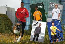 Dogs & Sport / Sportruházati és túra ruházati termékek,kutyás pólók,kabátok,szabadidő ruházat nagy választékban