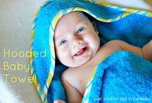 Baby Crafts / by Mindy Webster