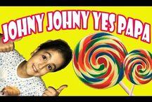 Johny Johny Yes Papa Video! / Johny Johny Yes Papa Video!
