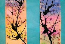 Art Ideas 3-5