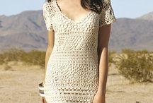 Szydełko - crochet - ubrania