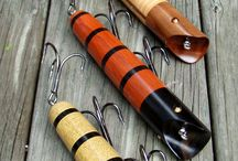 Fishing lures hand made