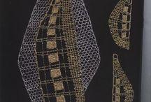 Biżu-koronka klockowa