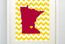Maroon & Gold DIY / by Minnesota Gophers