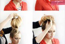 Hair <<<333 / Love these hair styles