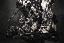 CG Machines & Robots