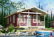 Cottages and Vacation Homes