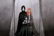 Harry Potter / by Britany Brashears