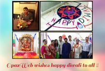 $$ CELEBRATION $$ / OpaxWeb family loves to celebrate festival in very traditional way. And here the glimpse of few -: