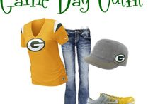 Game Day Outfits