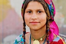 romani ancestry / My ancestors were Yugoslavian gypsies. / by Nicole DiCarlo