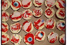 Halloween / Halloween cakes, cupcakes and fondant decor