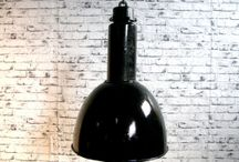 Industrial lamps / Industrial lamps from Czech republic