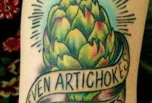 tattoos / by Ashley Dennington