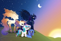 Shout out to the Bronies, and other kids stuff! / by Erica Champagne